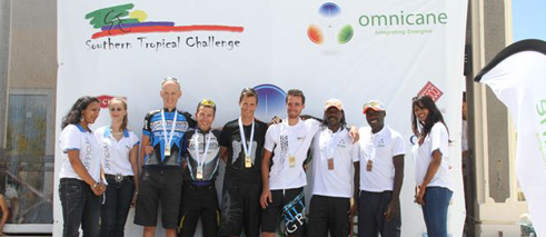 Omnicane Southern Tropical Challenge 2012