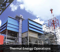 Thermal Energy Operations