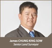 James CHUNG KING SOW